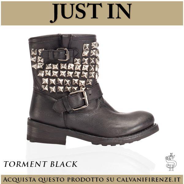 Gli stivali di #Ash Torment sono perfetti per uno stile #grintoso e #trendy!