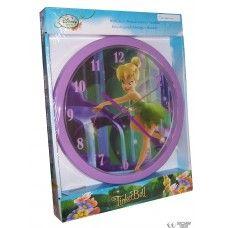 Ceas de perete - Tinker Bell
