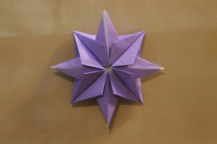 Hello! This tutorial #6! It's a christmas star. It isn't christmas but this star is also very beatiful if it isn't christmas. Paper used in the video: regula...
