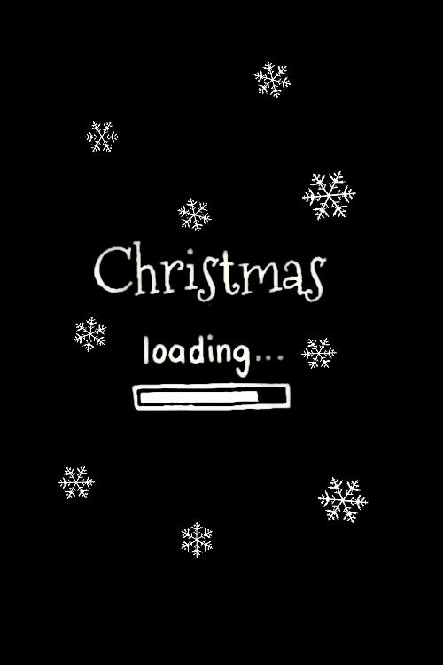 Christmas is loading very quickly ❄️