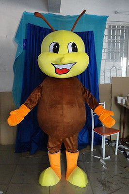 Emmet Adult Mascot Costume Fancy dress For Festivals birthday party A1