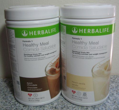 2  Herbalife Formula 1 shake mixes Review http://10healthyeatingtips.net/2-herbalife-formula-1-shake-mixes-review/