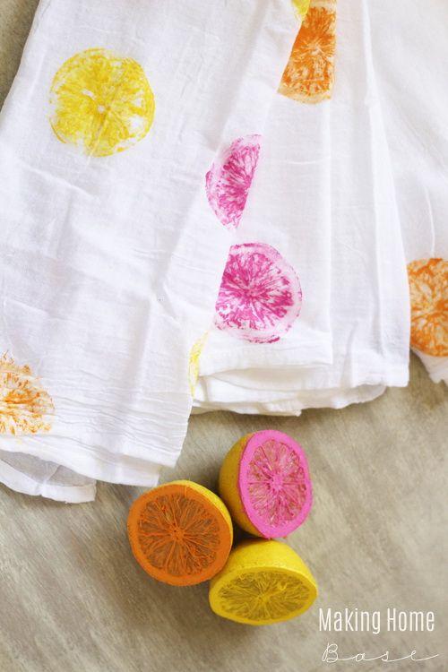 lemon craft ideas - Google Search