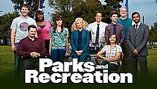 Parks and Recreation. You gotta Treat Yo Self!