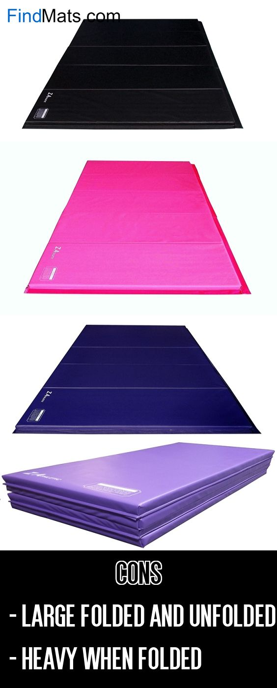 outdoors sports gym dp blue stretching yoga mats com folding mat amazon aerobics big gymnastics exercise