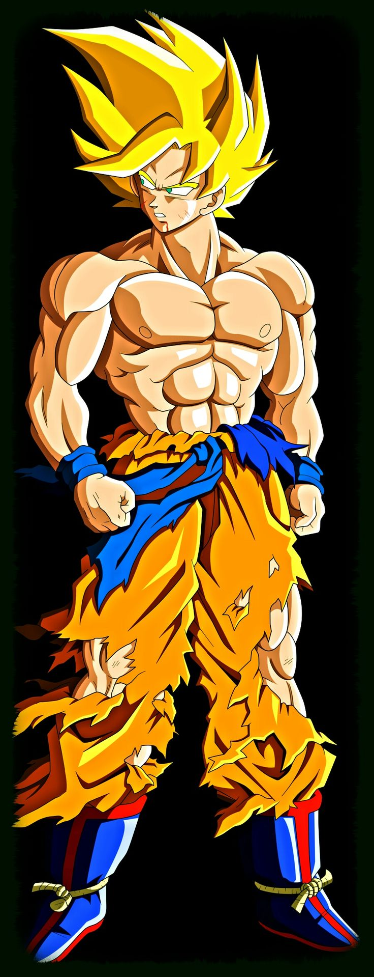 17 Best Images About Goku On Pinterest Piccolo Goku Wallpaper