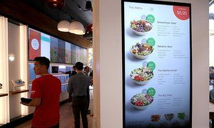 New San Francisco restaurant replaces humans with iPads