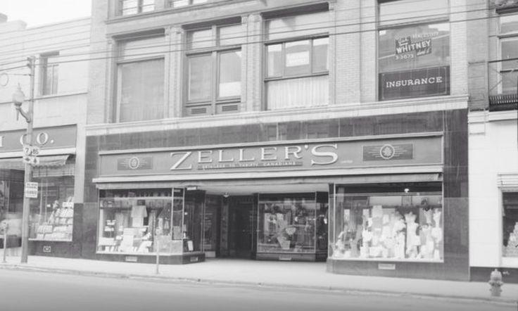 Zellers on King Street