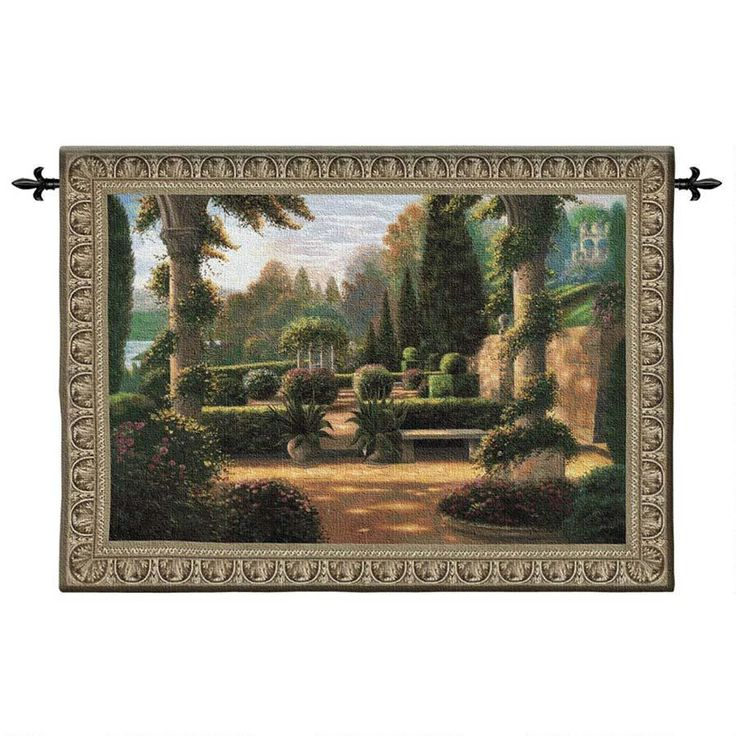 7 Best Vintage Art Tapestries Images On Pinterest Wall