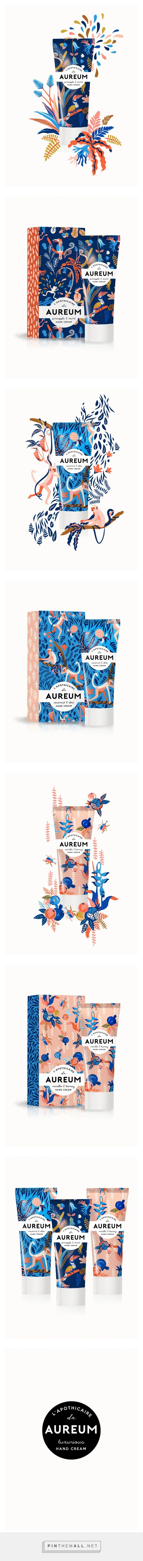 L'apothicaire de Aureum / cosmetics by Mei Tan