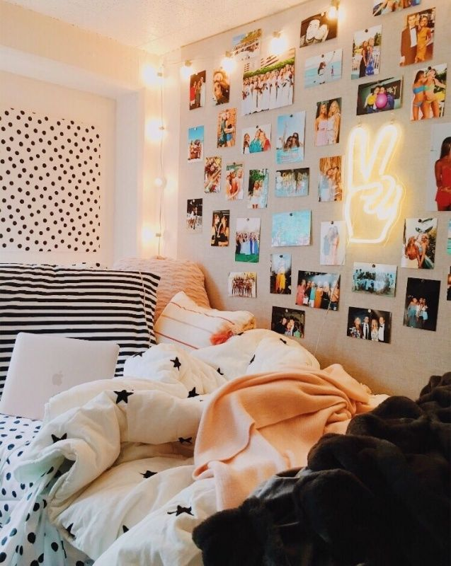 VSCO - a-happy-place | Yellow | Room decor, Cute dorm rooms