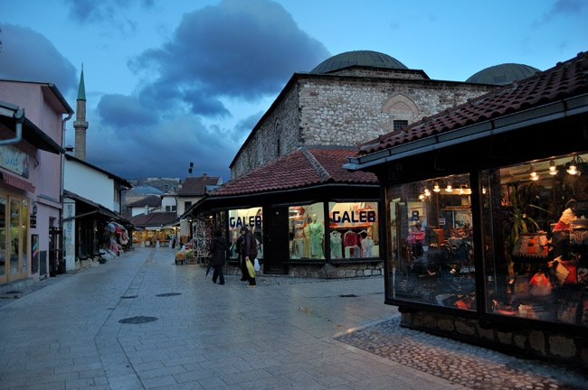Sarajevo, Bosnia & Herzegovina