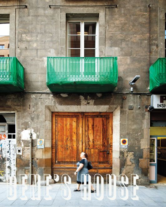 Bene´s Home. Architect Benedetta Tagliabue Layer by layer, a crumbling 18th-century flat in the middle of Barcelona finds new life at the hands of architect Benedetta Tagliabue.
