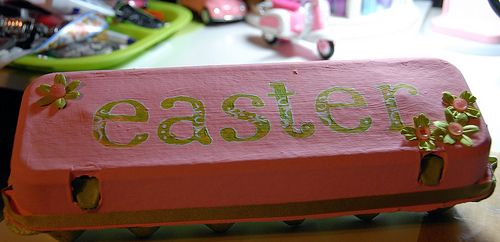 """True Meaning of Easter"" Egg Hunt"