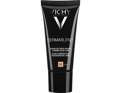 Στη Vichy θα βρείτε το ματ μεικ απ της σειράς Dermablend για το πρόσωπο για τέλεια κάλυψη και άμεσο ομοιόμορφο αποτέλεσμα. Ανακαλύψτε το τώρα στο site!