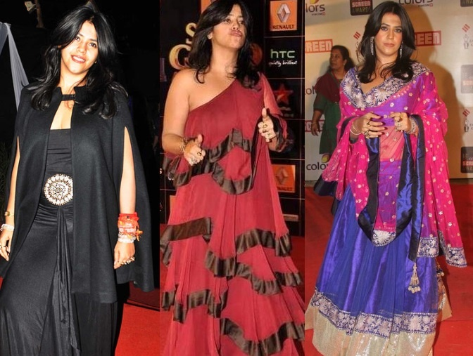 Which upcoming Ekta Kapoor movie you are positive about? Lootera Ragini MMS 2 Once Upon a Time in Mumbaai Again    Buzzin' Birthday Bumps to Queen of Daily Soaps: Ekta Kapoor (38)... http://www.buzzintown.com/bollywood-news--bde-spl-different-avatars-ekta-kapoor/id--8270.html
