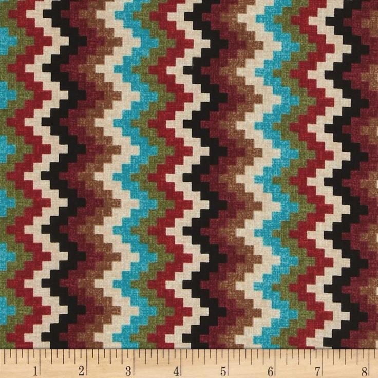 Moda Simply Southwest Desert Mountain Fabric