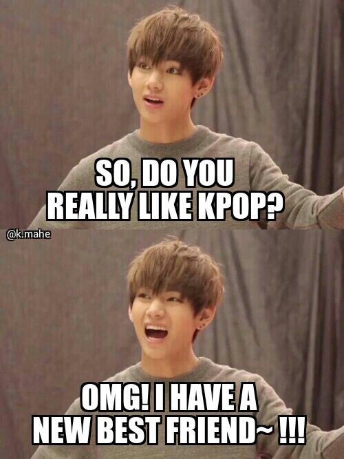 Kpop......LOL, so me even though they are very few and far between :P