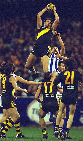 Richo screamer My all time fav Richmond player...