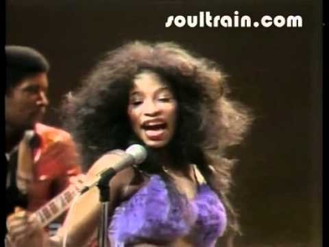 Chaka Khan Has Always Been My Inspirations Who I Met When I Was A Little  Girl