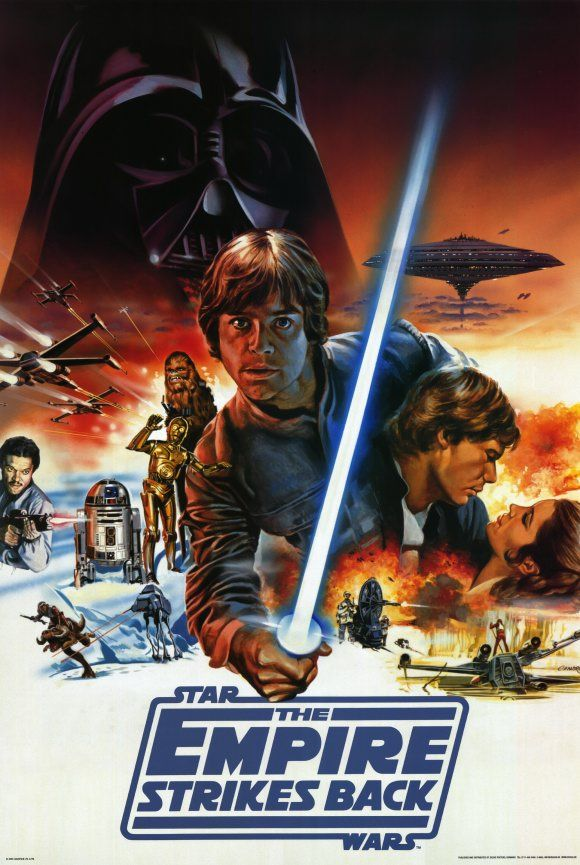 OVER THE TOP MAG //  Star Wars - The Empire Strikes Back (1980)