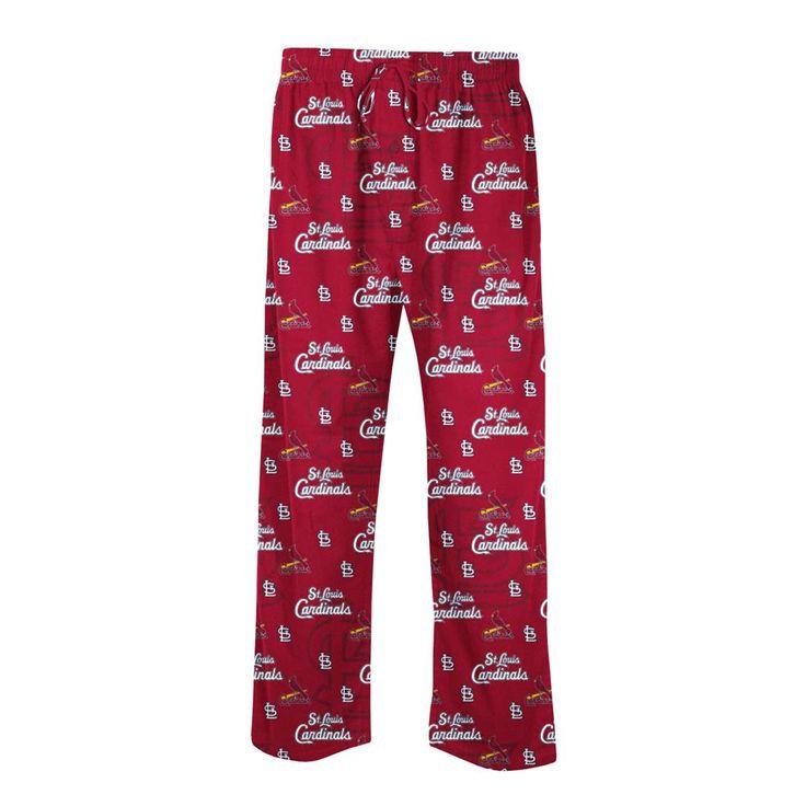 Saint Louis Cardinals St. Men's Pajama Pants