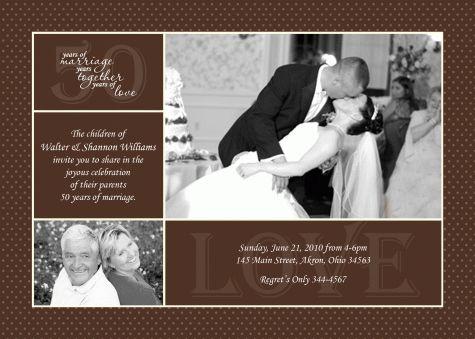 Best anniversary invitation images invitations
