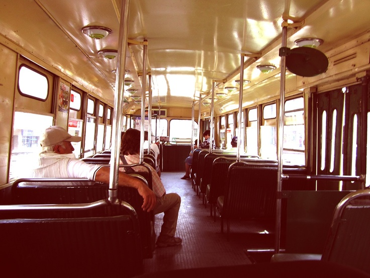 In The Trolebus.