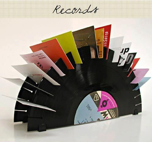 old records craft - Google Search