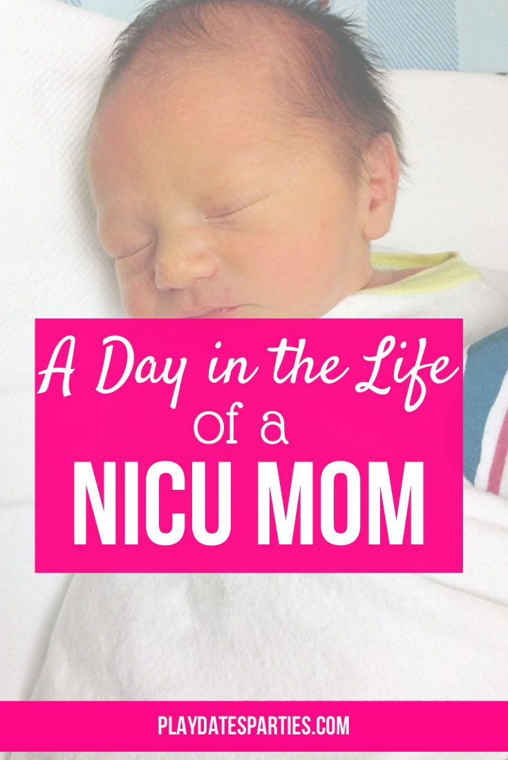 Know a mom in the NICU ward? Life as a new NICU mom isn't easy. Sleep deprivation is taken to a new level, emotions are reeling, and who knows if you get to shower? Read more to find out what it's really like. http://playdatesparties.com/a-day-in-the-postpartum-ward-with-a-nicu-mom/