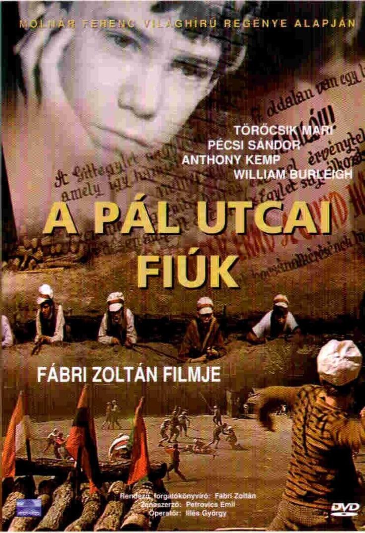 A Pál utcai fiúk (nominated for an Oscar, Best Foreign Film, 1969)