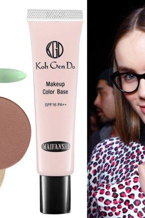 A Cheat Sheet for Color Correcting Concealers