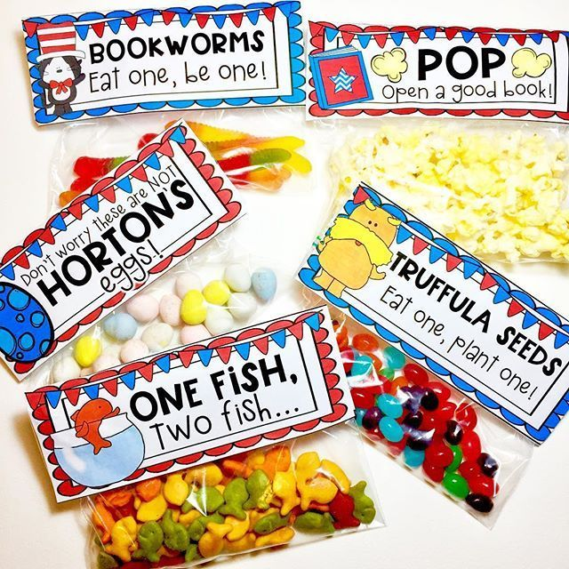 Read Across America Dr Seuss.  These snack bag toppers are included in my RAA pack along with STEM activities, centers, parent letter, party banner, brag tags, certificate, crafts and coloring pages. (scheduled via http://www.tailwindapp.com?utm_source=pinterest&utm_medium=twpin&utm_content=post145505631&utm_campaign=scheduler_attribution)