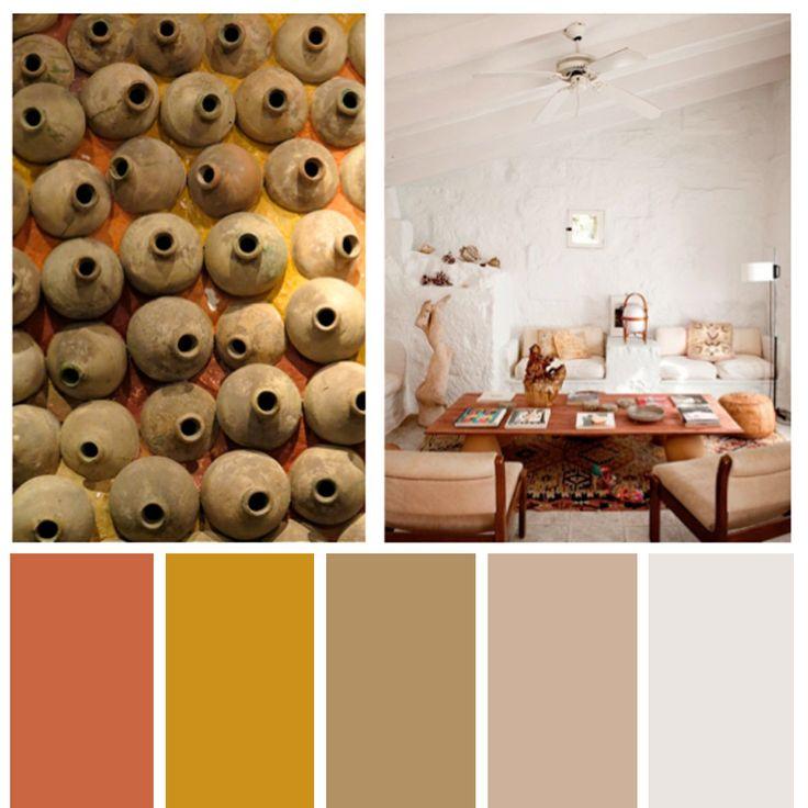 www.lemonbe.com color, mexico, union, tonos calidos, sala, living room, earth tones,