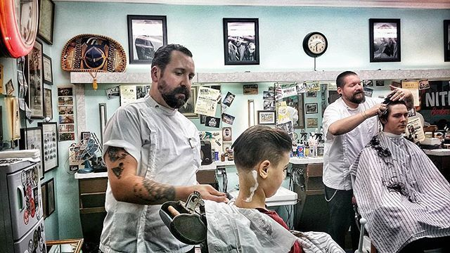 First Neckshave A Rite Of Passage Professional