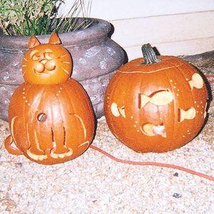 Pumpkin Carving Ideas - Pumpkin Carving Designs