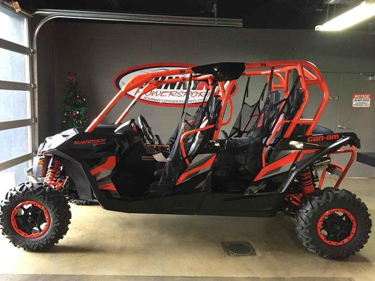 New 2017 CanAm MAVERICK MAX X 1000R ATVs For Sale in Ohio
