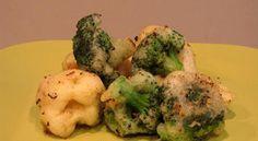 El tempura es un plato típico japonés. Consiste en rebozar los alimentos en un tipo de masa para luego freirlos. Se pueden preparar muchos alimentos con tempura: pescado, pollo, mariscos y vegetales. En esta ocasión lo hemos preparado con brócoli y coliflor, porque queda delicioso y a mis peques les encanta. La harina para tempura …