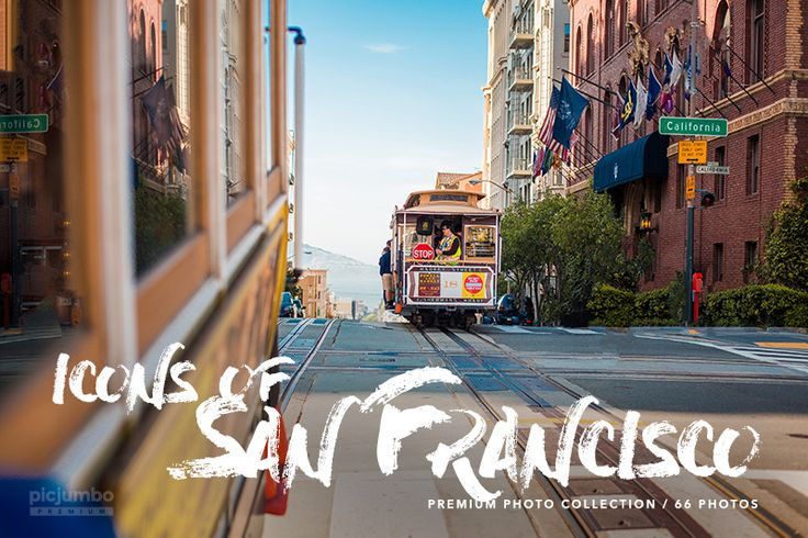 New #picjumbo PREMIUM Collection has been published! — Join PREMIUM to download it: http://picjumbo.com/premium  There is incredible amount of iconic places in San Francisco, which are well known all over the world. I tried to capture those places in the most personal way possible and I have to say that I'm very happy with the results.