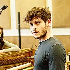 Iwan Rheon, Ramsay Snow Bolton, game of thrones funny cast red nose day
