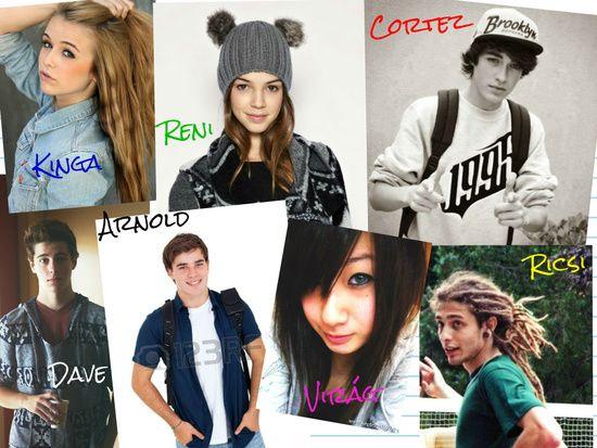SZJG Cast