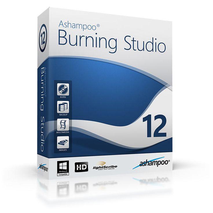 Ashampoo® Burning Studio 12