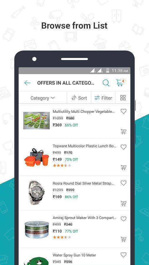 ShopClues: Online Shopping App- screenshot