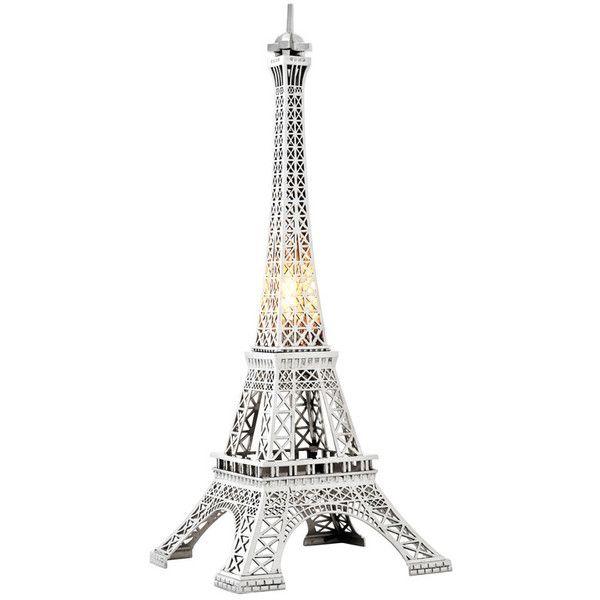 best 25 eiffel tower lamp ideas on pinterest paris. Black Bedroom Furniture Sets. Home Design Ideas