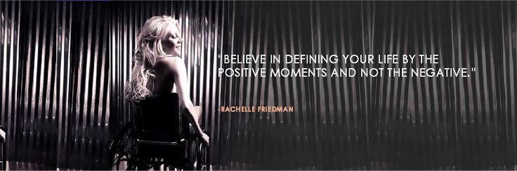 Rachelle Friedman Chapman | speaker | author | motivator | leader