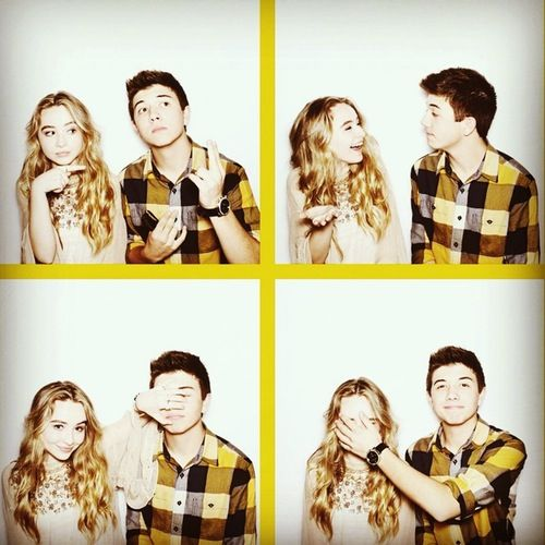 Sabrina Carpenter Bradley Steven Perry 11