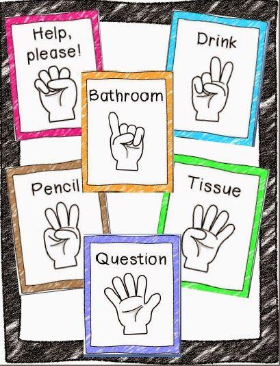 Classroom Communication Tools blog post & freebies!
