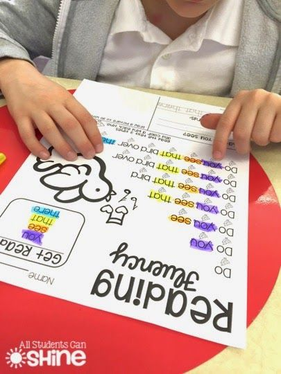 This is perfect for my struggling readers! Reading fluency is something we are working on in my guided reading groups