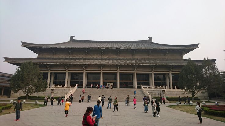 陕西博物馆