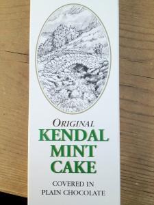Kendal Mint Cake